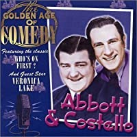 Golden Age of Comedy by Abbott & Costello (2003-01-14)