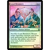 Magic: the Gathering - Loyal Retainers - Commander's Arsenal - Foil by Magic: the Gathering [並行輸入品]