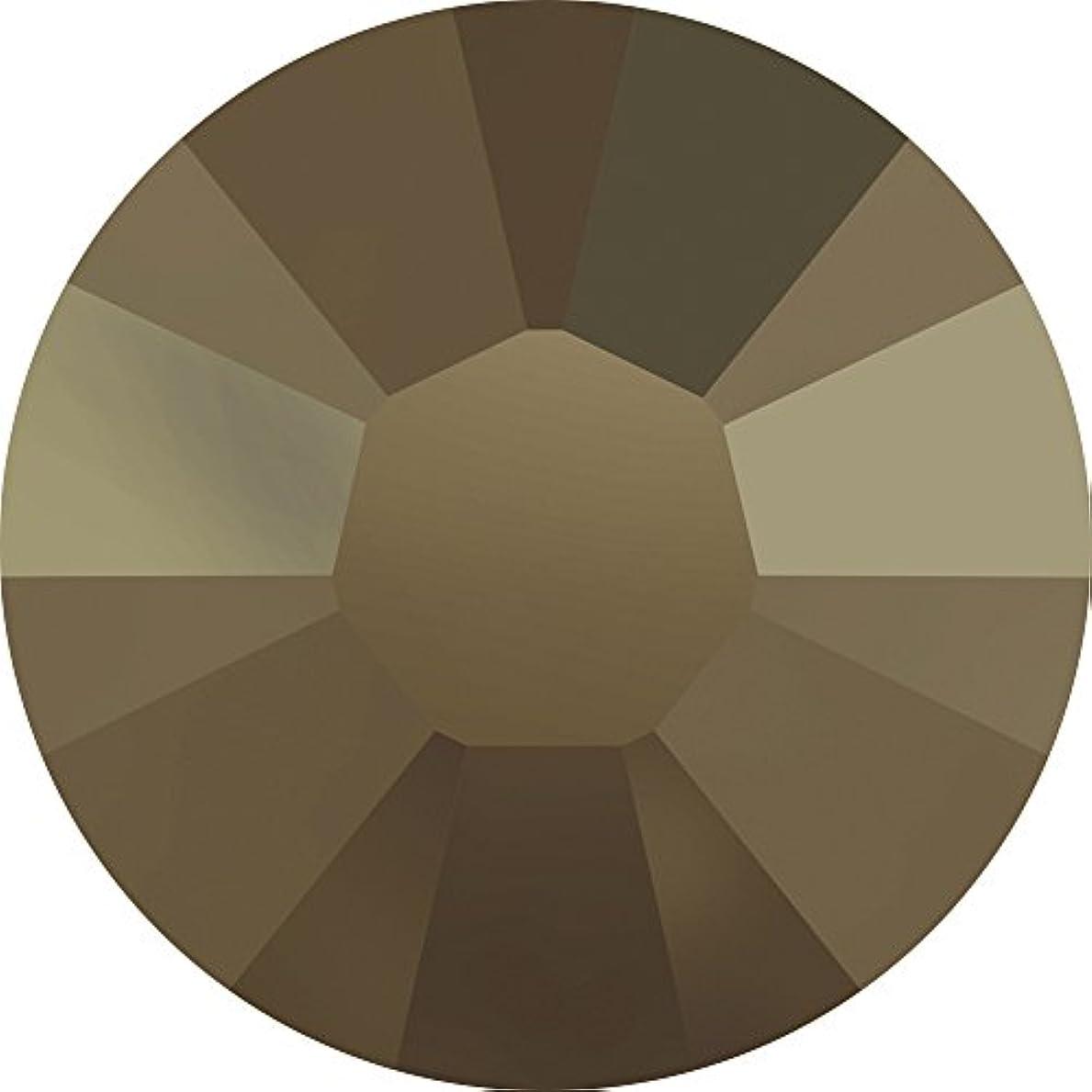 ブラインド改善するやさしいネイルアートパーツ SS12 メタリックLtゴールド1440P