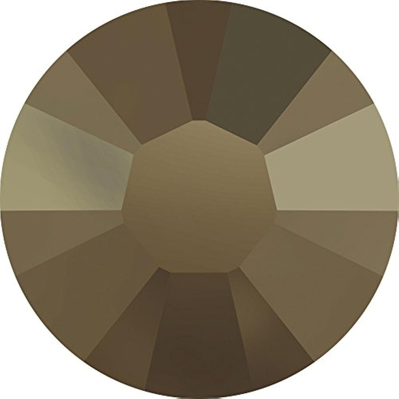 マーチャンダイジング直接ごみネイルアートパーツ SS12 メタリックLtゴールド1440P
