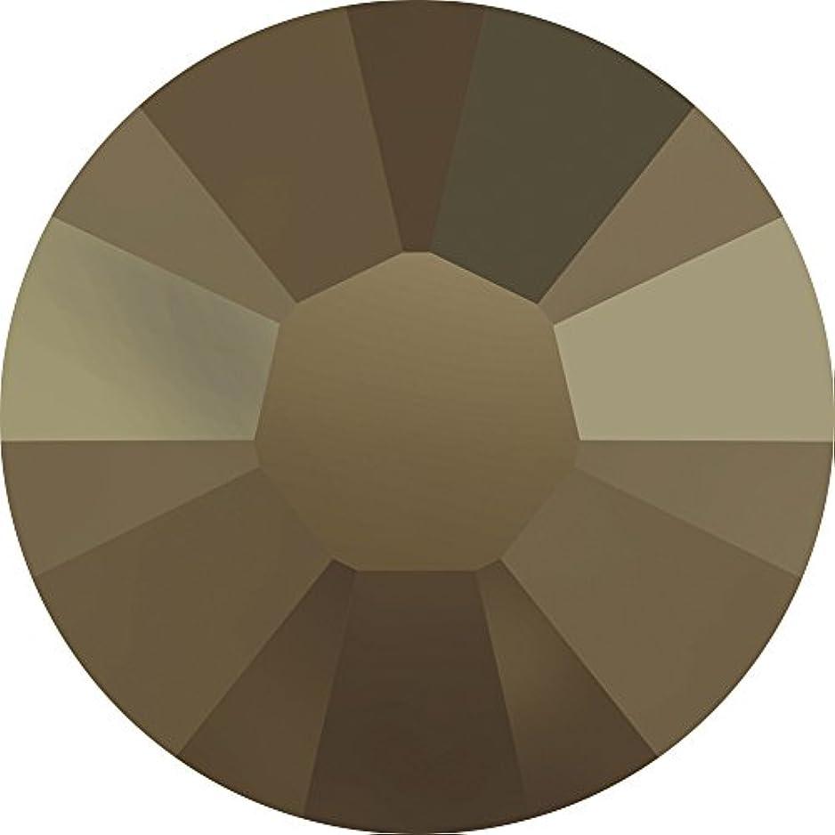 囲む言い聞かせる繊維ネイルアートパーツ SS12 メタリックLtゴールド1440P