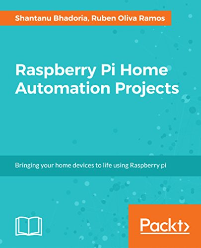Raspberry Pi Home Automation Projects