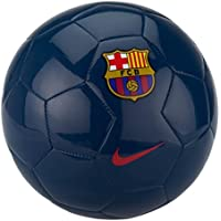 Nike FC Barcelona Supporter's Ball(midnight navy, prime red)/サッカーボール FCバルセロナ Supporter's Ball/