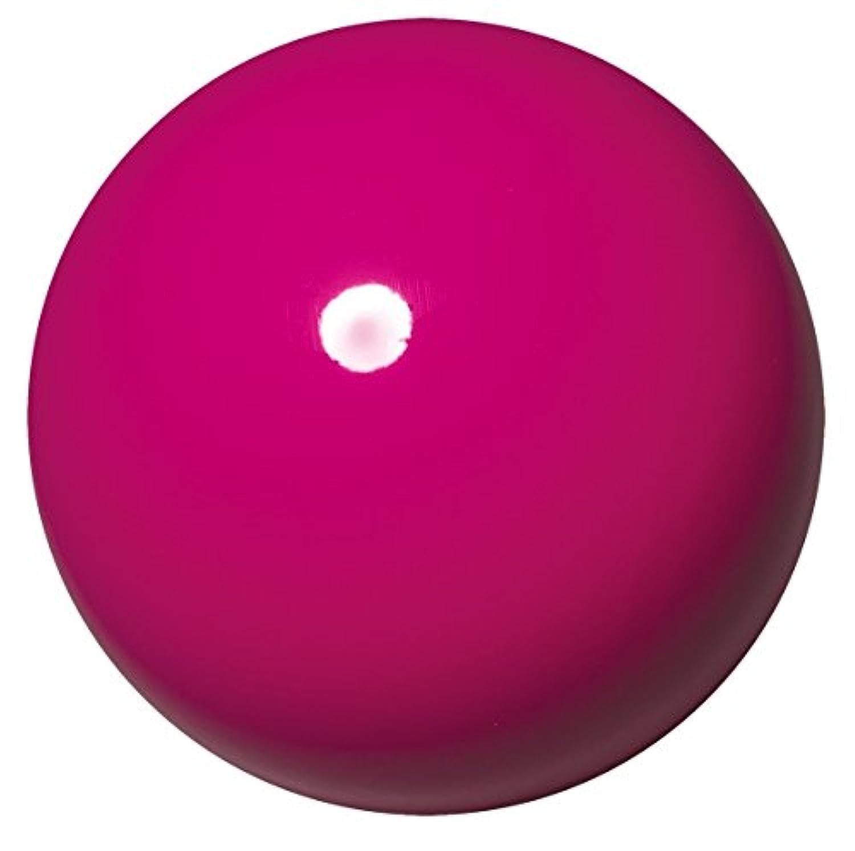 ササキ(SASAKI) 新体操 手具 ボール 国際体操連盟認定品 日本体操協会検定品 ジムスターボール 直径18.5cm M-20A-F