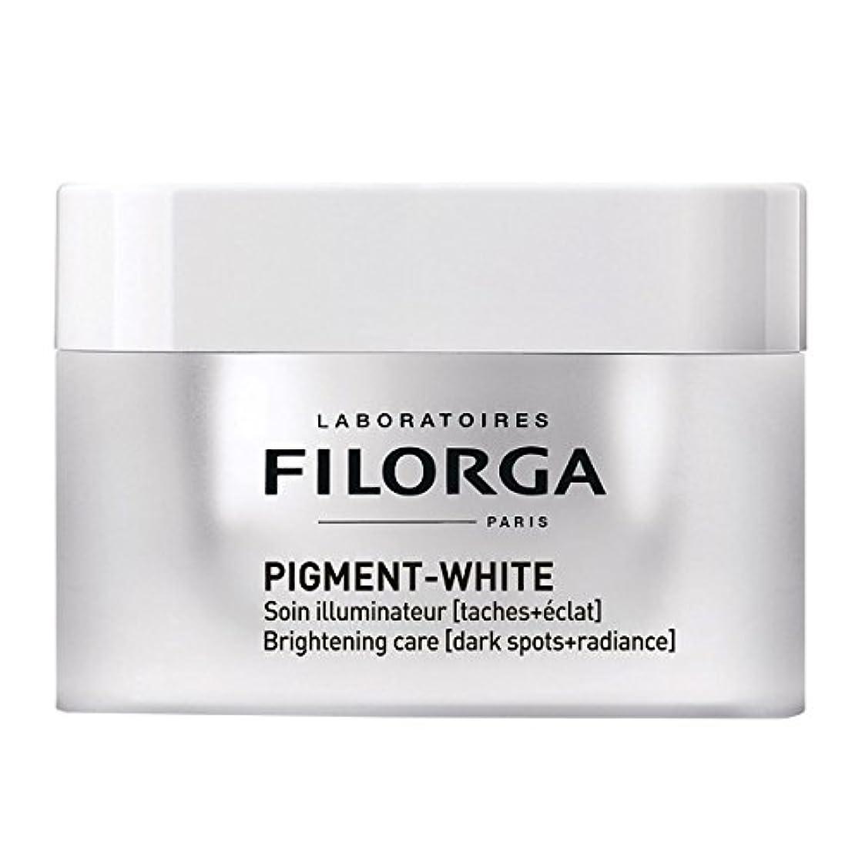 肺炎チャールズキージングペッカディロFilorga Pigment-white 50ml [並行輸入品]