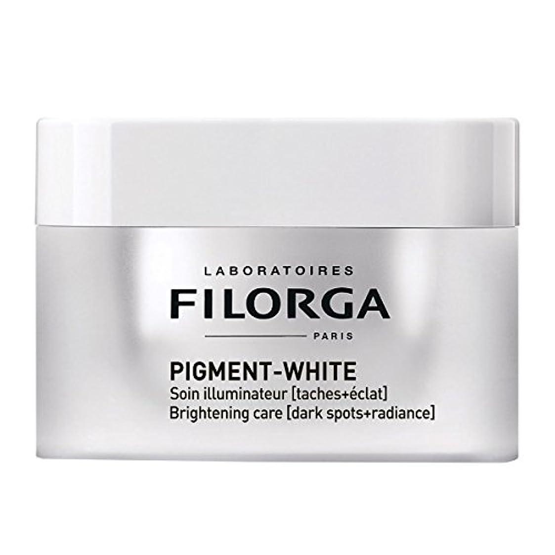 ケージ初期滝Filorga Pigment-white 50ml [並行輸入品]