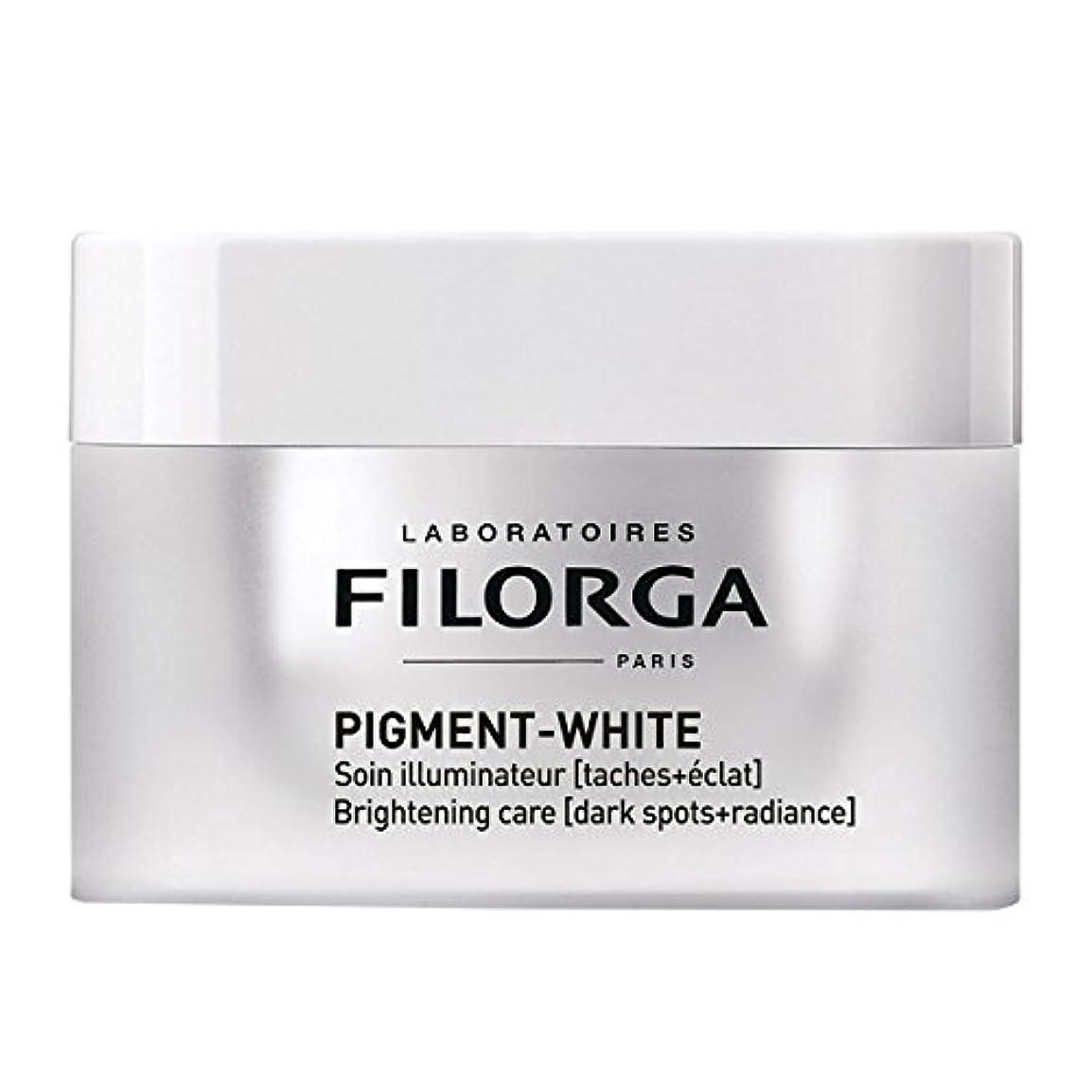 帝国主義十億動員するFilorga Pigment-white 50ml [並行輸入品]