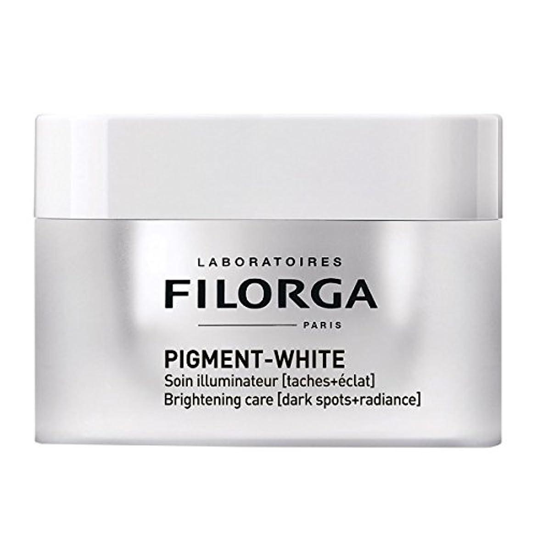分配します気怠い感動するFilorga Pigment-white 50ml [並行輸入品]