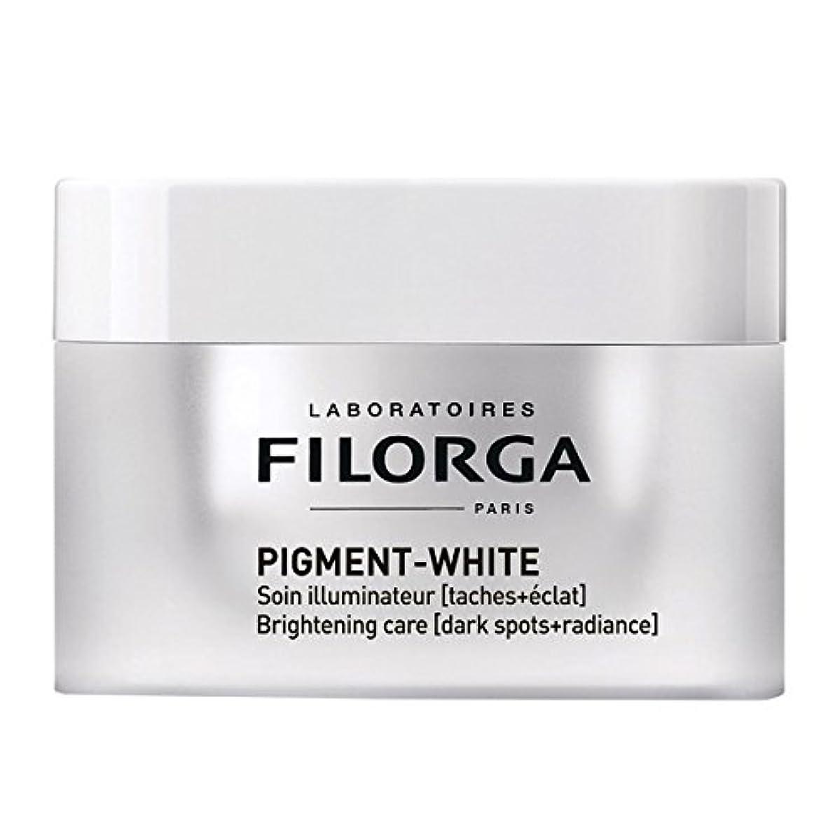 ミス励起馬鹿Filorga Pigment-white 50ml [並行輸入品]