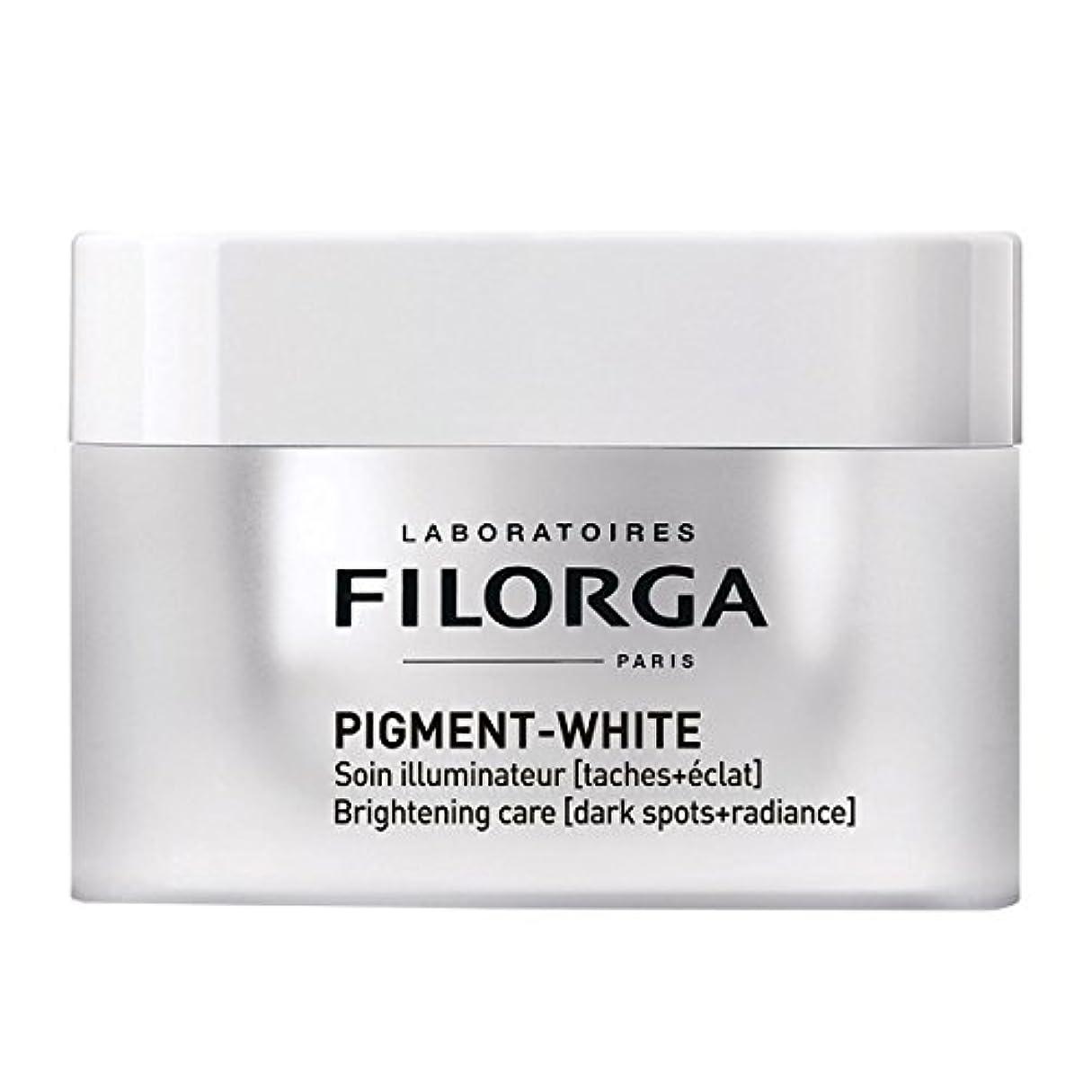 呼吸するカタログ未払いFilorga Pigment-white 50ml [並行輸入品]
