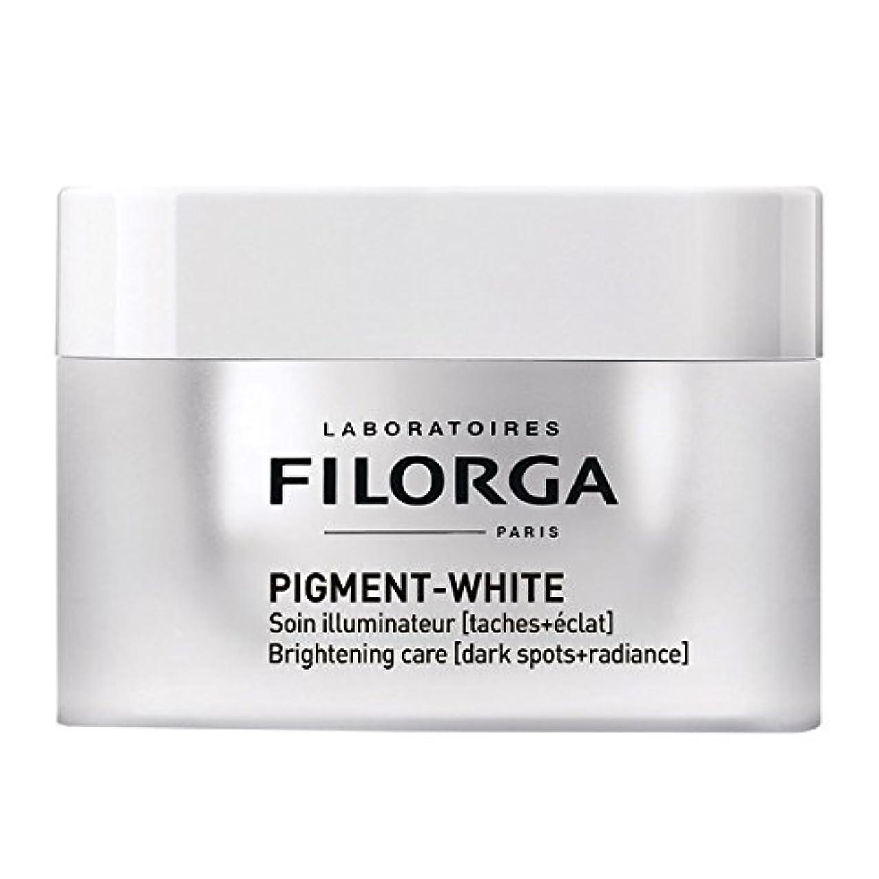 誰か品揃え助けてFilorga Pigment-white 50ml [並行輸入品]