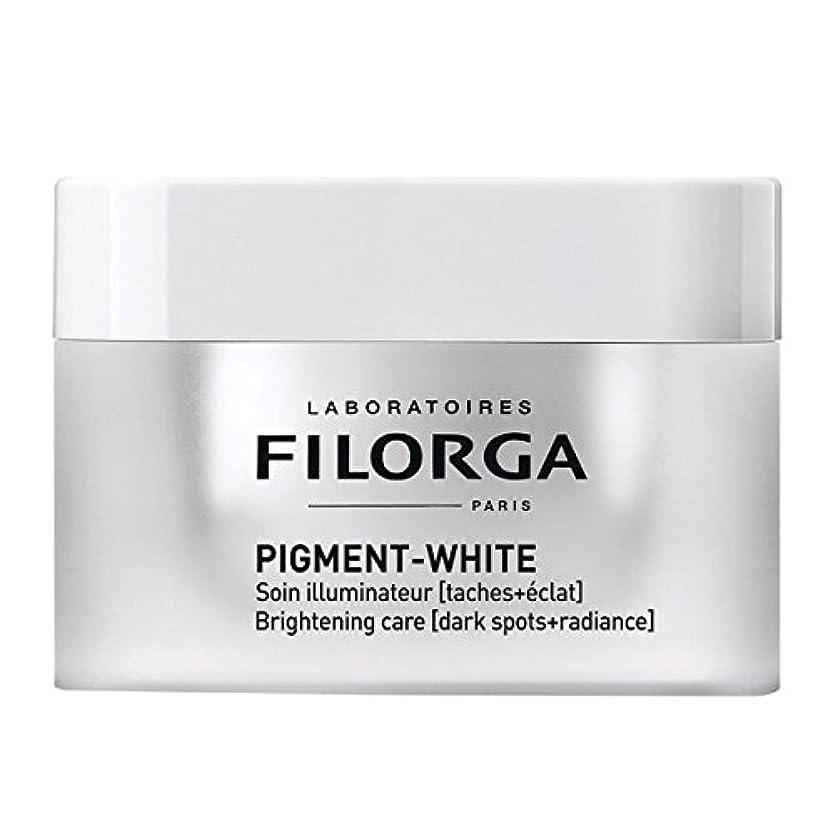 検出するライブ代理人Filorga Pigment-white 50ml [並行輸入品]