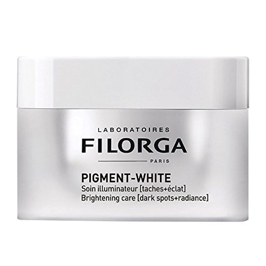 スカウト初期の枠Filorga Pigment-white 50ml [並行輸入品]