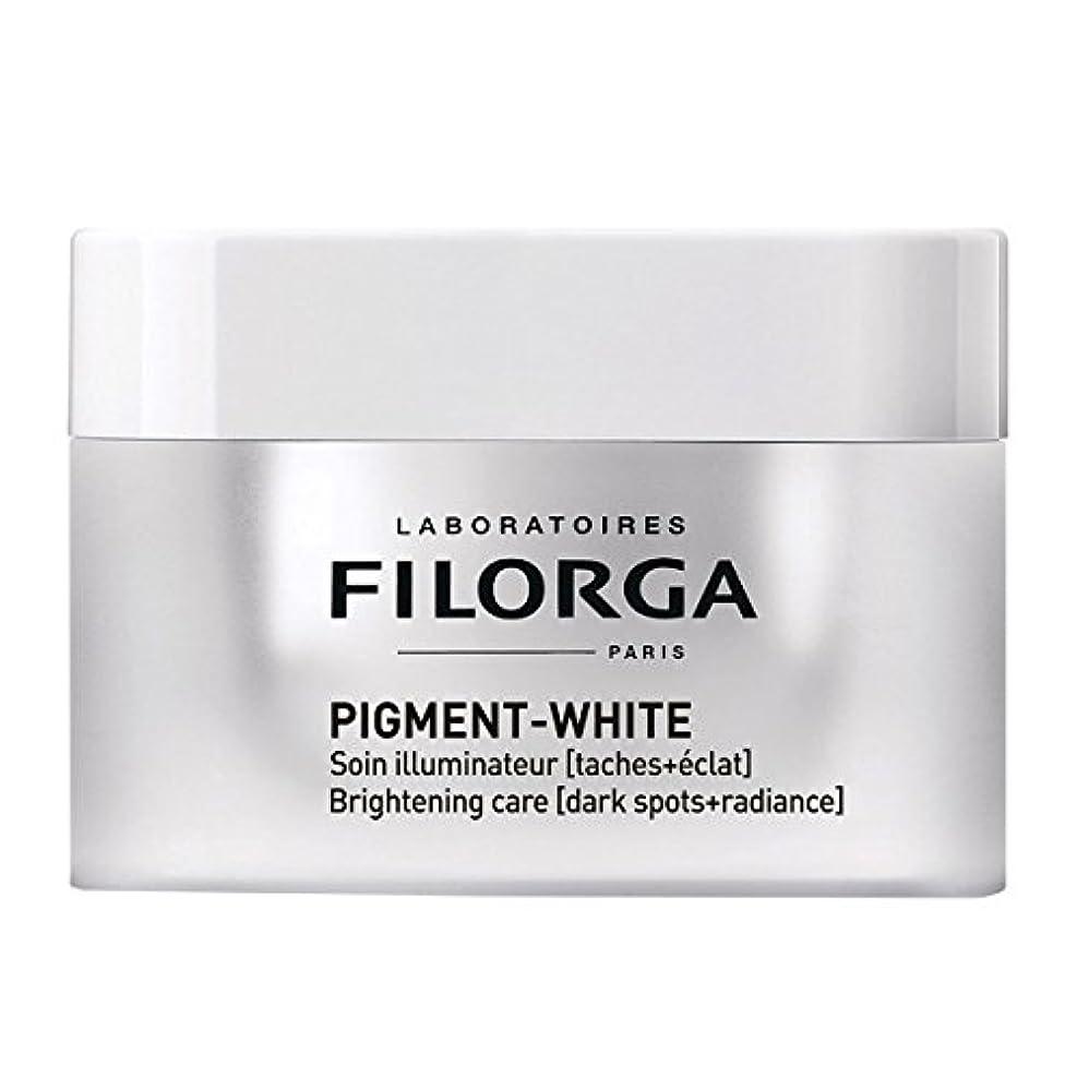 ほとんどない特に被るFilorga Pigment-white 50ml [並行輸入品]