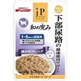 Amazon.co.jp日清ペットフード ジェーピースタイル 和の究み 下部尿路の健康維持サポート 1-6歳までの成猫用 40g