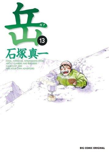 岳 みんなの山 13 (ビッグコミックス)の詳細を見る