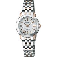 [セイコー]SEIKO 腕時計 EXCELINE エクセリーヌ ソーラー 久保涼子さんプロデュースシリーズ コンビ SWCQ041 レディース
