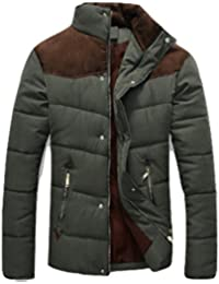 メンズ コート ハーフコート バイク ライダース 冬 春 防寒 防風 カジュアル アウトドア ナイロン ダウン ジャケット