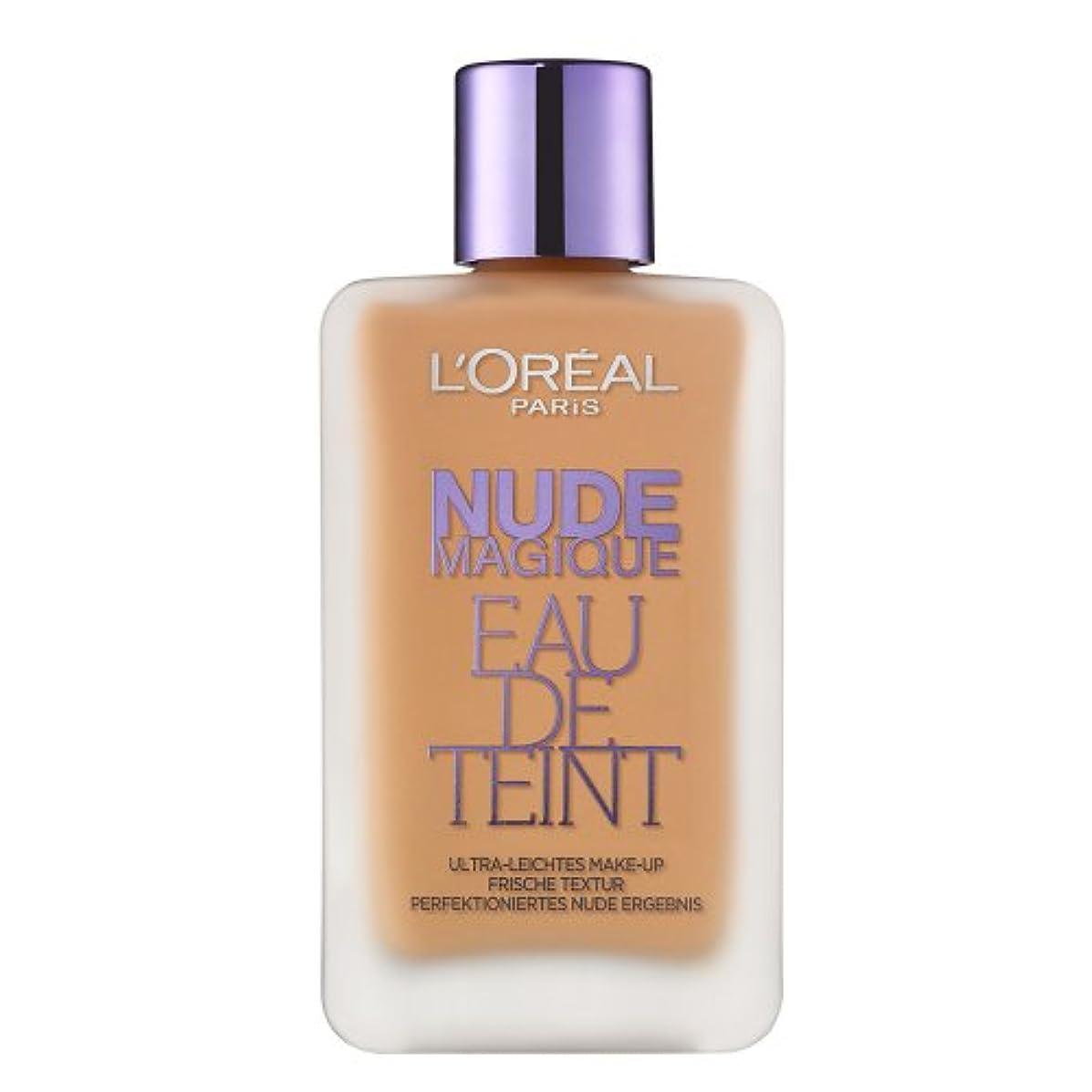 ハンディどうしたのウッズL'Or??al Nude Magique Eau de Teint 120 Pure Beige 1 pcs