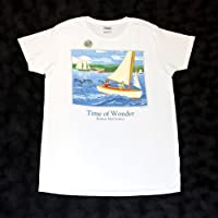 レディース・リバティーグラフィックスTシャツ・タイムオブワンダー セールボート