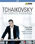 チャイコフスキー : 交響曲全集 / パリ・オペラ座管弦楽団 | フィリップ・ジョルダン (Tchaikovsky: The Complete Symphonies / Paris Opera Orchestra, Philippe Jordan(cond)) [3Blu-ray] [日本語帯・解説付]
