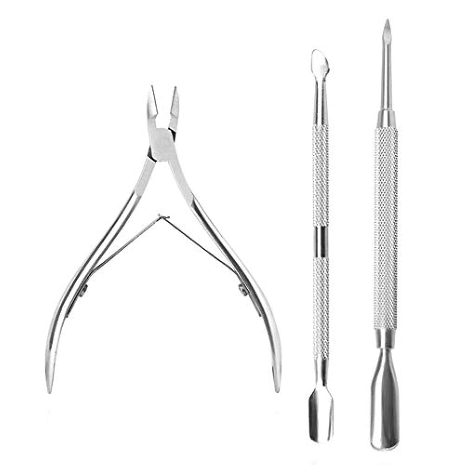 平手打ち仕事つまずく式爪切り 滑り止め加工 ステンレス製