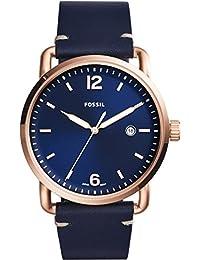 [フォッシル]FOSSIL 腕時計 THE COMMUTER 3H DATE FS5274 メンズ 【正規輸入品】