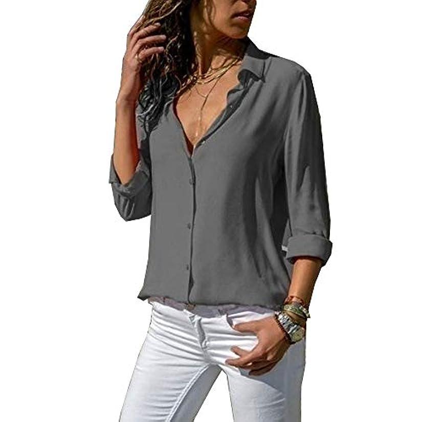 サポート一族数字MIFAN ルーズシャツ、トップス&Tシャツ、プラスサイズ、トップス&ブラウス、シフォンブラウス、女性トップス、シフォンシャツ