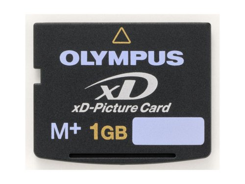 OLYMPUS XDピクチャーカード Type M+ M-XD1GMP