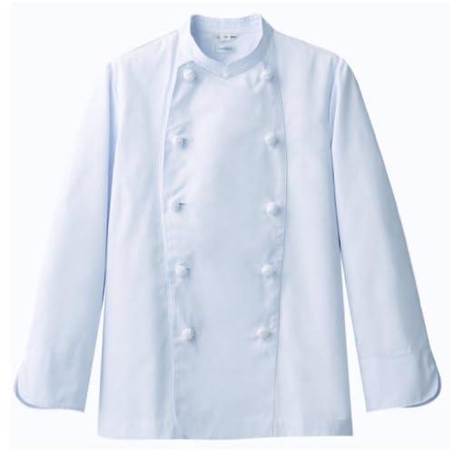 [チトセ]chitose【コックコート】スッキリした着やすいデザイン《031-AS-110》 (S)