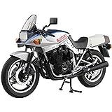 スカイネット 1/12 完成品バイク スズキ GSX1100S KATANA SD 青/銀