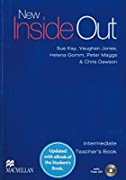New Inside Out. Intermediate. Teacher's Book with ebook and Test Audio-CD