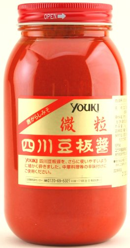 ユウキ食品 業務用 微粒四川豆板醤 1kg