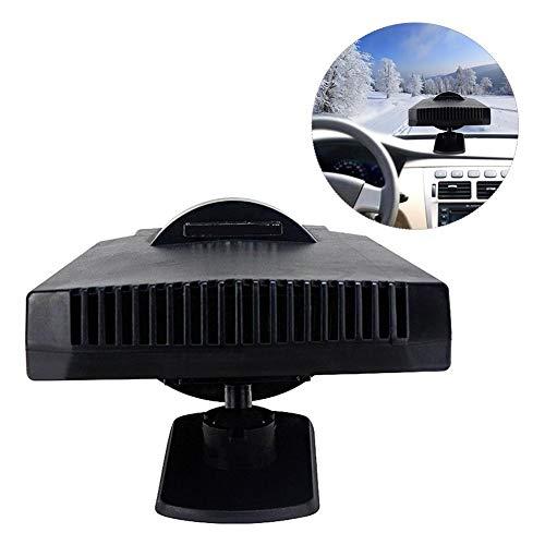 steman-net カーヒーター 車載暖房 車載ファンヒーター 車載扇風機 冷風機と暖房機と空気清...