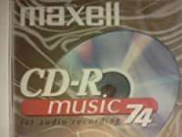 1-pack CDR Media 74min- for Audio only [並行輸入品]