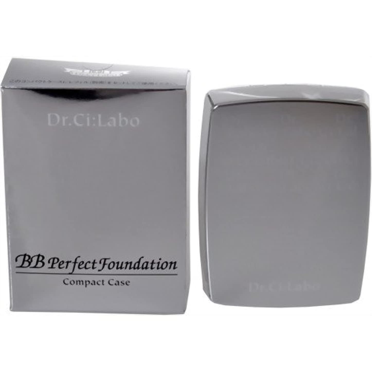 くしゃみフェリーオプションドクターシーラボ BBパーフェクトファンデーション ホワイト377プラス コンパクトケース