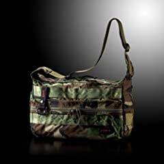 Flight Light Courier: Woodland Camo
