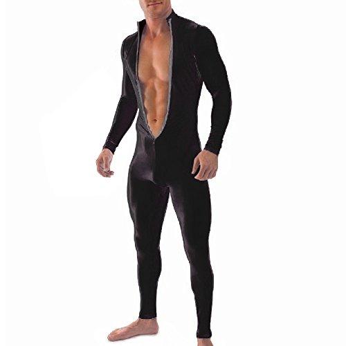 メンズ 男性用 ボディスーツ オールイン...