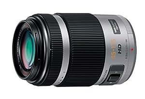 Panasonic LUMIX G X VARIO PZ 45-175mm/F4.0-5.6 ASPH./POWER O.I.S. | H-PS45175 Siver - International Version (No Warranty) [並行輸入品]