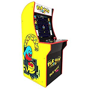 Arcade1Up パックマン・パックマンプラス PACMAN (日本仕様電源版)