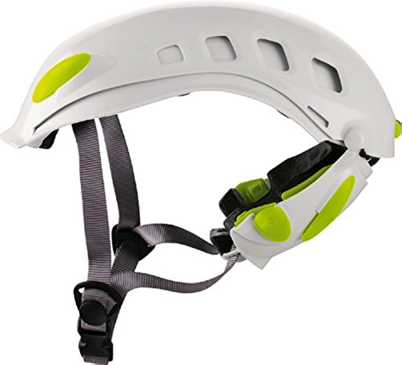 悪化させる牛肉申込みEDELRID(エーデルリッド) 登山 クライミング ヘルメット マディーロ ER72031 ホワイト(WT)
