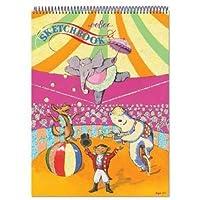 Eeboo Circus Sketchbook by eeBoo