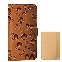 ケース 手帳型 カードタイプ LG V20 PRO (L-01J) [バブル・コーラ] きらきら 水滴 3D風 ドロップ エルジー ブイトゥエンティ プロ スマホケース 携帯カバー [FFANY] drop-161@03c