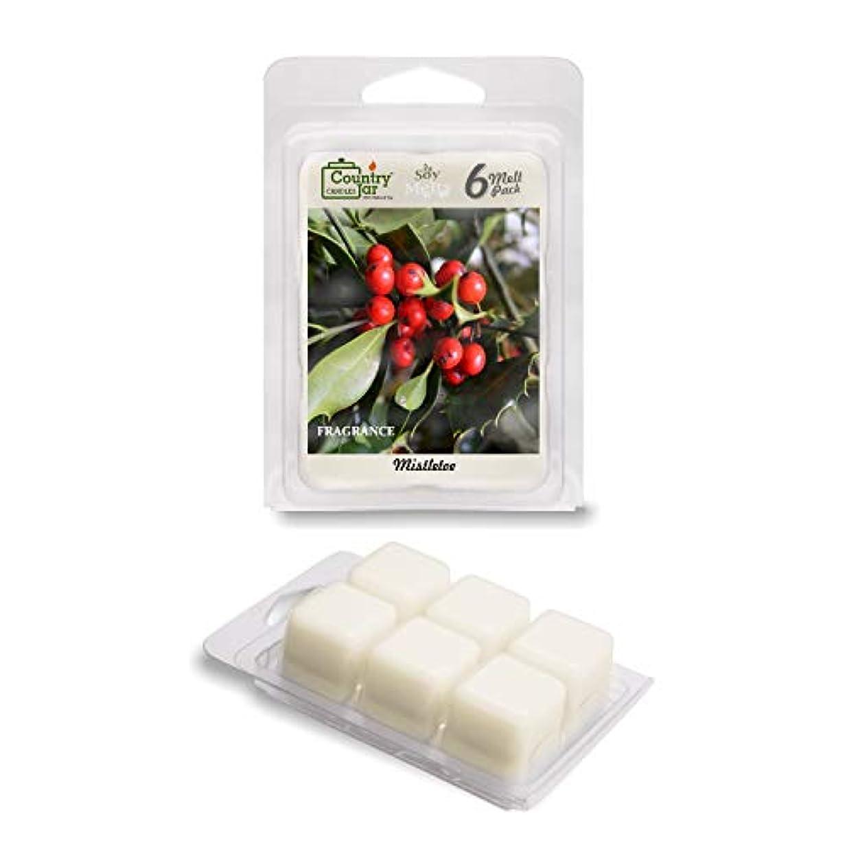 したいロケーション振り向くNature 's Best大豆キャンドルby国Jar Candle Co。 Wax Melts (WM) MDL-SM103