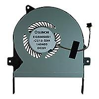 iifix新しいCPU冷却ファンクーラーfor Asus q502q502la eg50050s1-c212-s9a