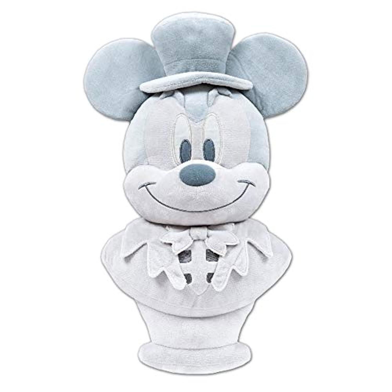 ディズニー ハロウィーン ハロウィン 2018 ランド (ゴースト流) 胸像 クッション ミッキー マウス 生活 インテリア 雑貨 用品 ランド限定