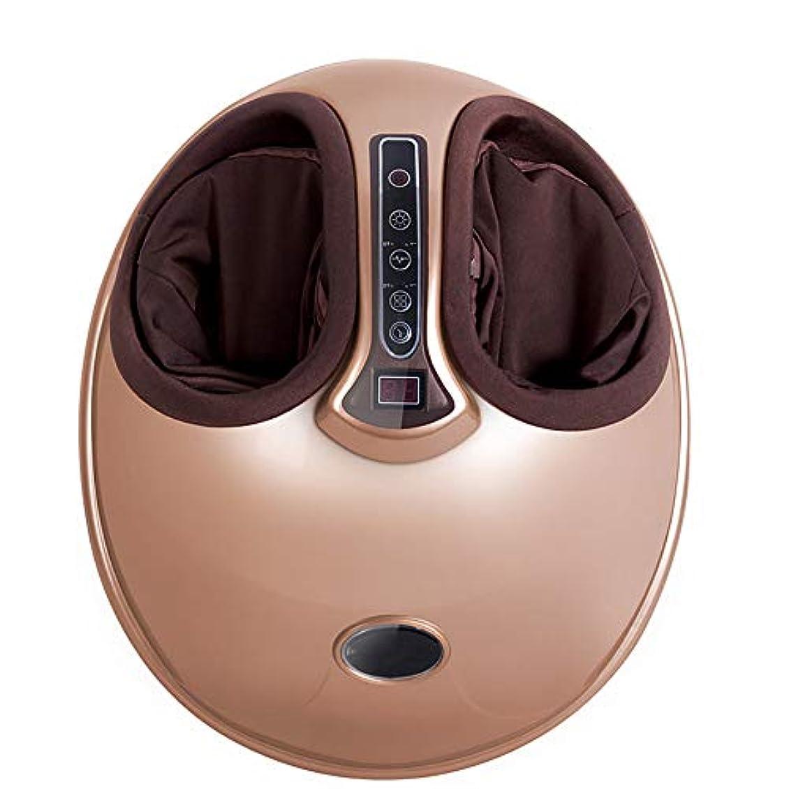 透過性警戒使い込む深練り電気マッサージのための熱間圧延と空気圧縮を備えたホームオフィス用指圧フットマッサージ機