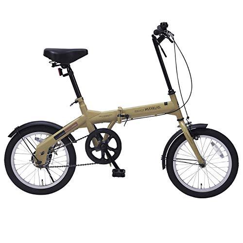 My Pallas(マイパラス)  折畳自転車 M-100 B07MVKGFBL 1枚目