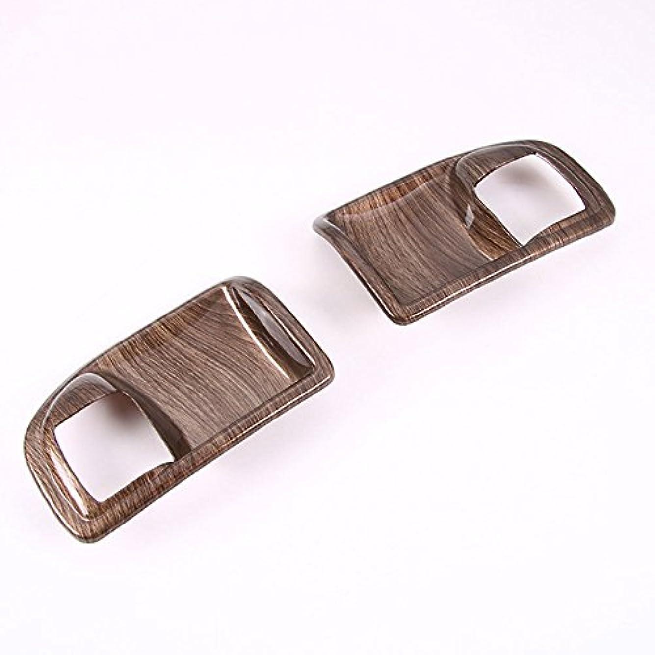 ラケット適応するクルーズJicorzo - Interior Door Handle Bowl Cover Trim Chrome ABS Frame Car Styling For Jeep Wrangler Rubicon JK 2007-...