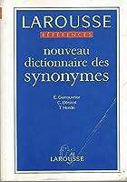 Larousse Nouveau Dictionnaire Des Synonyms